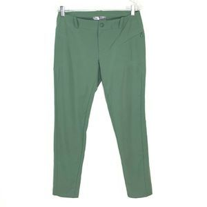 The North Face Pants Sz 6 Green Skinny Hiking